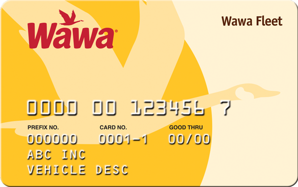 Wawa Fleet Card
